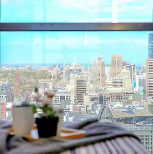 A Charming 2Br Apt Near Melbourne Central With City Views, Free Parking photos Exterior