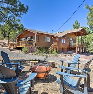 Forest Hideaway On 1 Acre With Panoramic Views! photos Exterior