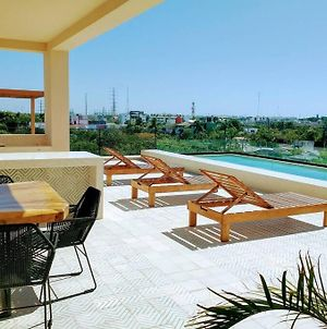 Kaab Atp New Vacation Apt With Rooftop Pool, Cozy! photos Exterior