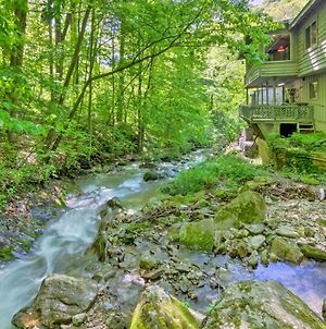 Tranquil And Soothing Escape Along Waterfalls! photos Exterior