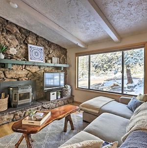 Beautiful Conifer Retreat With Deck On 1 Acre! photos Exterior