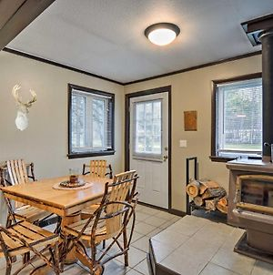 Gaylord Home With Fire Pit, 3 Mi To Otsego Lake photos Exterior