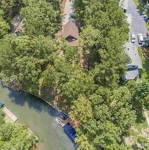 Secluded River Bend Retreat With Private Dock And Kayaks photos Exterior