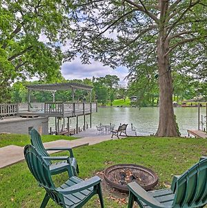 Lake Placid Waterfront Home With Outdoor Oasis! photos Exterior