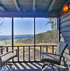 Secluded Ridgetop Hideaway With Valley Views! photos Exterior