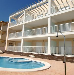Apartment With 2 Bedrooms In Vinaros With Wonderful Sea View Pool Access And Furnished Terrace 100 M From The Beach photos Exterior