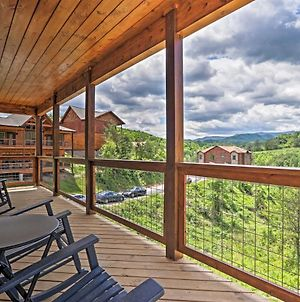 Mtn-View Cabin With Decks, Theater And Game Rooms photos Exterior