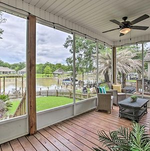 Bayou Pierre Home On The Diversion Canal! photos Exterior