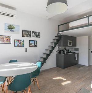 Air-Conditioned Studio With Mezzanine 50 Meters From The Port Of Nice photos Exterior