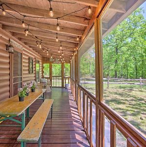 Beautiful Forested Cabin With Lake Fork Access! photos Exterior