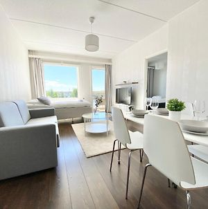 City Home Finland Laukontori - Lake And City View With Sauna And Furnished Balcony photos Exterior