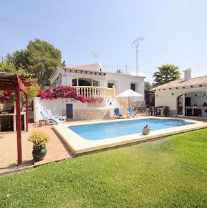 Villa In Javea Sleeps 4 With Pool And Wifi photos Exterior