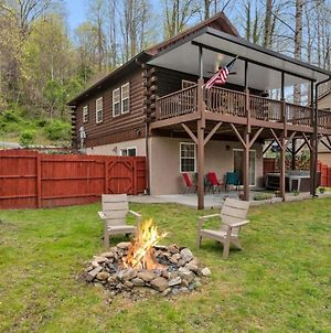 Soco Serene Cabin In The Heart Of Maggie Valley photos Exterior