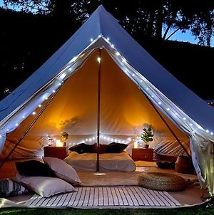 Experience Our Luxurious Bell Tents In Cheshire photos Exterior