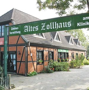 Altes Zollhaus Am Klinikum photos Exterior