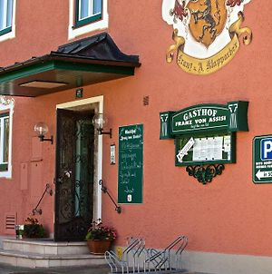 Gasthof Franz Von Assisi photos Exterior