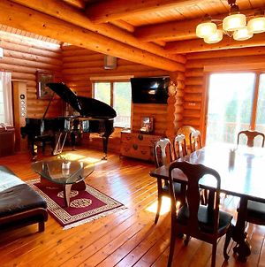 """A Private Log House With Mt Fuji View & Piano - """"Thangtong House Japan"""" photos Exterior"""