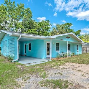Bright Crystal River Home Walk To Boat Ramp! photos Exterior