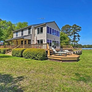 Waterfront Home Kayak, Canoe, Grill And More! photos Exterior