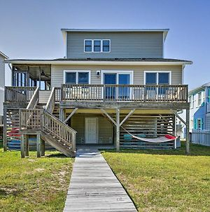 Obx Getaway With Boat Dock On Colington Harbour photos Exterior