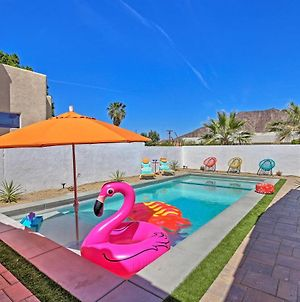 3Br Desert Gem With Outdoor Oasis And Mtn Views! photos Exterior