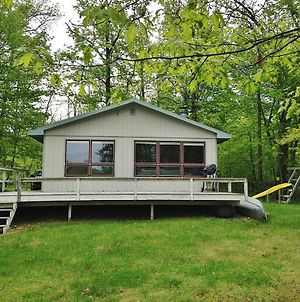 Lakefront Cabin With Private Dock Boat, Fish And Swim! photos Exterior