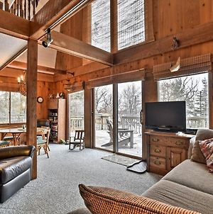 Lake-View Kimball Cabin With 10 Acres And Private Beach photos Exterior