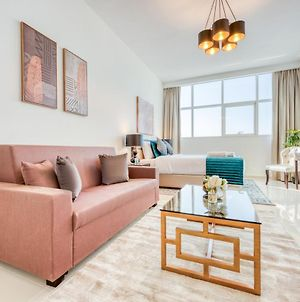 Intimate Studio In Damac Ghalia Jumeirah Village Circle By Deluxe Holiday Homes photos Exterior