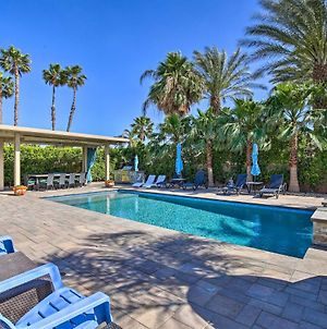 Chic Cathedral City Retreat With Outdoor Oasis! photos Exterior