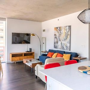 2Br Modern Luxury Apartment With Balcony, Rooftop Pool & Gym By Envitae photos Exterior