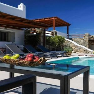 Ortus Ivory Mykonian Lux Villa With Pool! photos Exterior