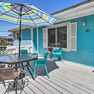 Tybee Island Home With Game Room And Pet-Friendly Yard! photos Exterior