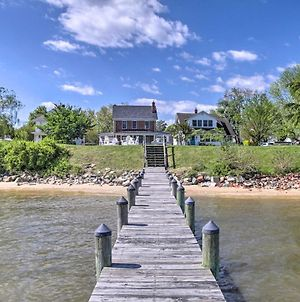 Beautiful Colonial Home On The Choptank River photos Exterior