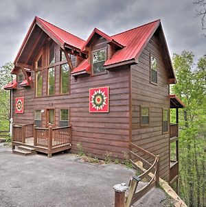 Fully Equipped Getaway 5 Mi To Pigeon Forge! photos Exterior