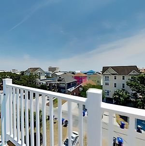 Exceptional Vacation Home In Carolina Beach Townhouse photos Exterior