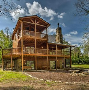 The Wandering Wilscot Lodge By Escape To Blue Ridge photos Exterior