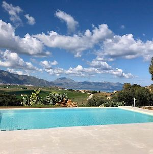 Villa With 3 Bedrooms In Partinico With Wonderful Sea View Private Pool Enclosed Garden photos Exterior