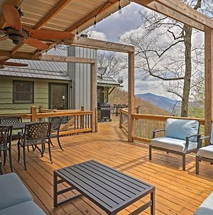 Serene Mountain Mist Retreat With Deck And View photos Exterior