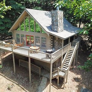 Trails End Rental Cabin In Big Canoe photos Exterior