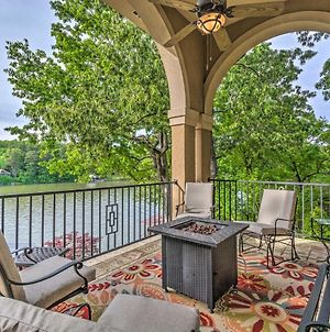 Luxurious Hot Springs Abode With Private Dock! photos Exterior