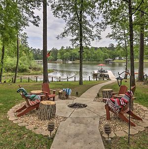 Lakefront Sparta Home Fire Pit, Dock And Kayak photos Exterior