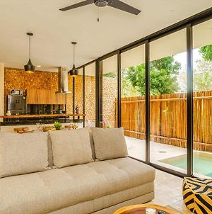 Nature Plus Luxury With Private Pool & Sunset Roof Pool photos Exterior