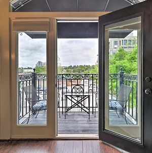 Cozy Condo With View - Walk To Dickson St And Uoa photos Exterior