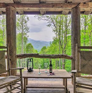 Rustic Cabin With Porch On 39 Acres Ski And Hike photos Exterior