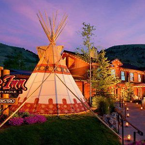 Rustic Inn At Jackson Hole Creekside photos Exterior