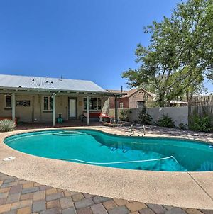 Vibrant Tucson Home, Walk To U Of A And Dining! photos Exterior
