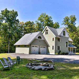 Secluded River-Front Home 15 Minutes To Windham photos Exterior
