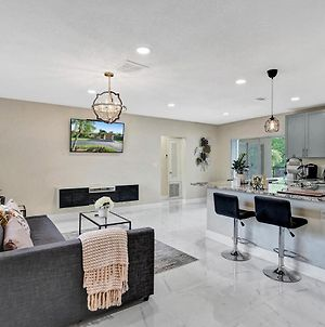 Fort Lauderdale Oasis With Private Pool And Boat Dock photos Exterior