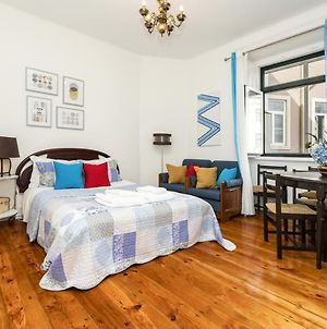 Classy And Modern Amzing Double Room 4 In Central Lisbon, Marques De Pombal photos Exterior