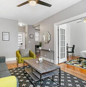 Upgraded Cozy 2Br City Apt In Bustling Boystown photos Exterior
